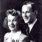 Betty and husband, Pete Anderson.