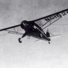 Aho Flying Service Stinson SR5.