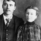 "Myron Edward ""John"" Ames (1875-1935) and Edith Belle Greenough Ames (1885-1969)."