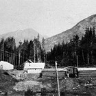 Alaska Railroad Camp No. 86, 1914.