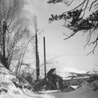 Jonesville Coal Mine, ca. 1945.