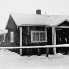 The Barnett residence at 910 8th Avenue, Anchorage, 1926.
