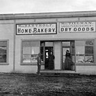 In 1915, a Bartholf bakery was operating in the Anchorage townsite on Fifth Avenue between C & D Street on the south side.