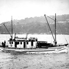 The Kasilof began its local run on Cook Inlet in 1935.