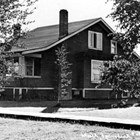 The Berry home at 920 6th Avenue, Anchorage, 1932.