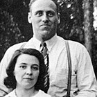 Ralph Wallace Courtnay, Sr. (1908-1948) and Vanny Jones Courtnay (1908-1996).