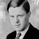 Leroy Crawford (1913-1974).  Portrait, Anchorage High School, Class of 1931.