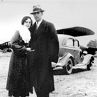 "Edward ""Ed"" and Ruth Heverling Dodd, 1939."