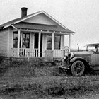 The Harlacher home, 225 East 4th Avenue, Anchorage.