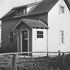 The Howe family home at 334 East 4th Avenue, Anchorage,  was built in 1916.