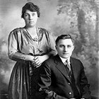 John S. Johnson (1892-1964) and Esther A. Bloomquist Johnson (1891-1950).