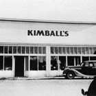 Kimball Store exterior.  One of the earliest buildings in Anchorage, it still exists as a locally owned business.