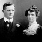Irving and Della Kimball. n.d.