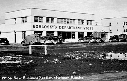 "Koslosky, Isaac ""Ike"" | Alaska History"
