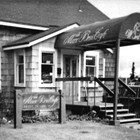 The home at 627 3rd Avenue in 1979, when it had become the Marx Brothers Cafe in downtown Anchorage.