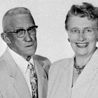 Carl E. Martin (1883-1958) and Lucille Black Martin (1898-1983)