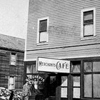 Family home and restaurant (Merchants Cafe), 931 4th Avenue, Anchorage.