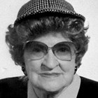 Mary McDannel Patterson, born 1917.