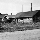 The Meier home at 812 F Street, Anchorage, 1935.