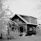 The Olsons' second Anchorage home, 832 N Street.