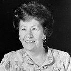 Mary Rauth Figurelli Pastro at age 80, in 1980.