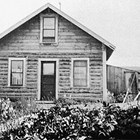 The Rivers family home at 618 8th Avenue, Anchorage, ca. 1920.