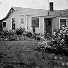 The Schodde home at 5th Avenue and C Street, Anchorage, ca. 1930.