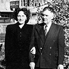 Bertha and Logan Stipp, ca. 1930.