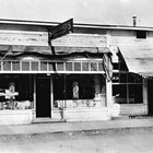 Stoddard's ice cream parlor on 4th Avenue between G and H Streets, Anchorage.