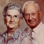 Mabel and Archie Truesdell, March 30, 1966.