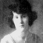 Edith Edlund Urban in 1921.