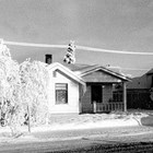 "The Wennerstrom family home at 415 West 8th Avenue, Anchorage. The house was built by Violet ""Mae"" Wennerstrom's father, William Elliott, shortly before his death in 1922."
