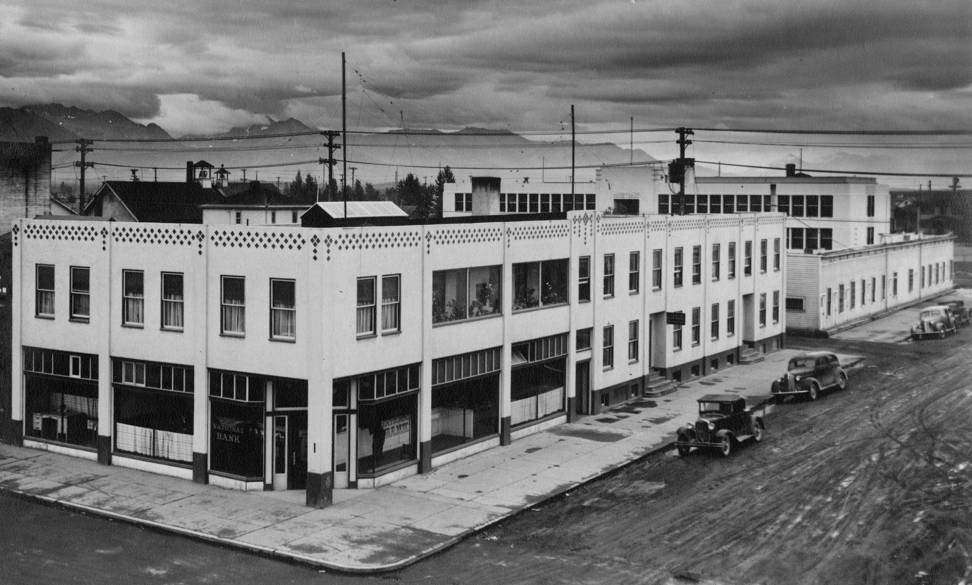 Cuddy Warren N Alaska History