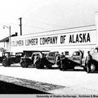 "Thomas ""Tom"" Culhane bought and then expanded Walter Teeland's Walt's Transfer, an all-purpose Anchorage trucking company, in the late 1930s.  The company grew as Anchorage expanded in the late 1930s through the war years and into the post-war period."