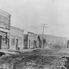 Between 1910 and 1911 Z.J. Loussac built two drug stores at the gold rush town of Iditarod.  The first burned, and after borrowing heavily to build the second, he went broke when Iditarod was largely abandoned when gold was discovered at Ruby.