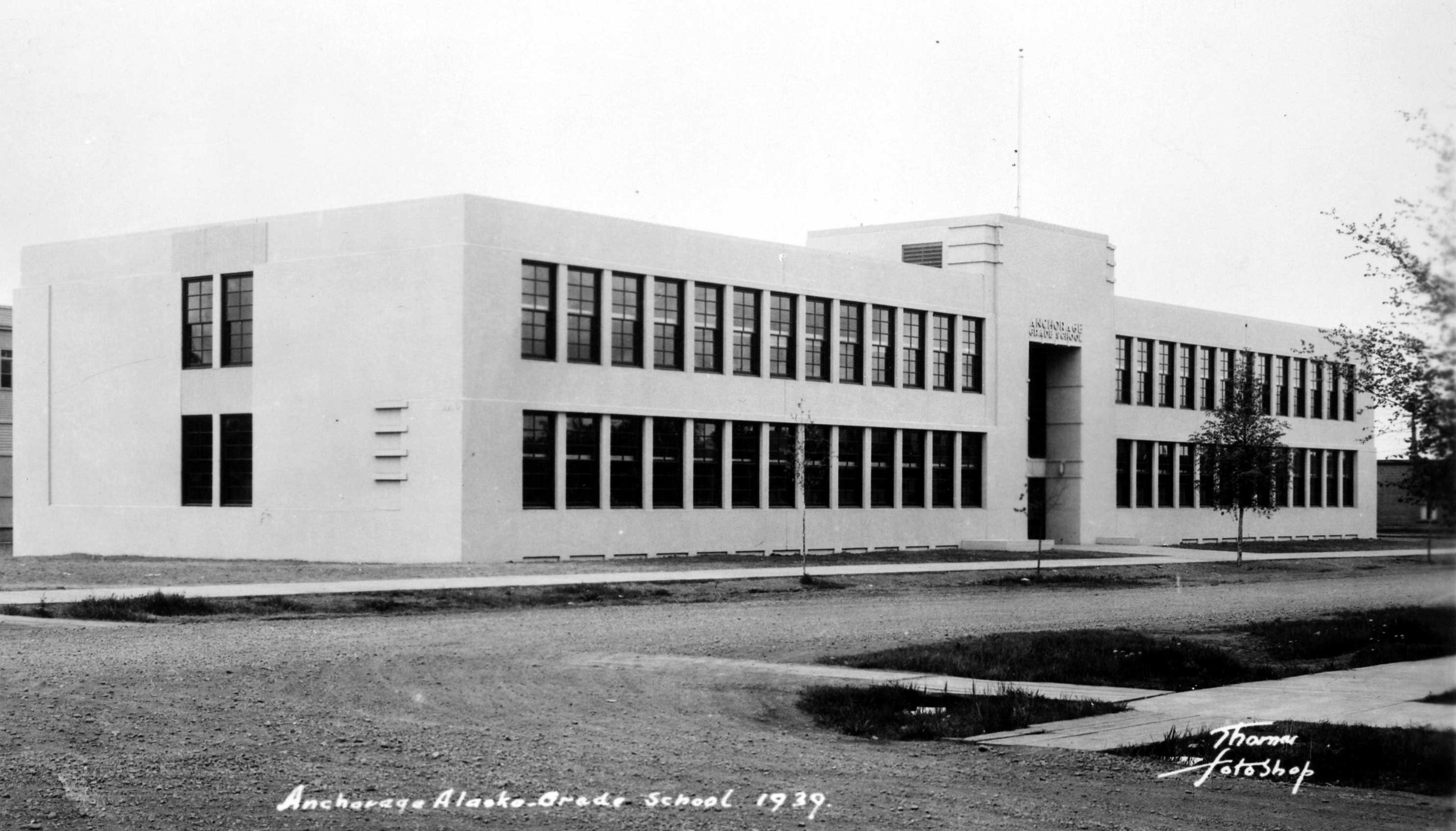 Manley william a alaska history anchorage central grade school malvernweather Choice Image