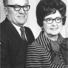 "Raymond ""Ray"" and Esther Wolfe."