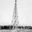 A beacon light on a fifty-two foot steel frame tower was erected by the Anchorage Woman's Club at Merrill Field to honor Merrill in 1932.  The beacon was the first of its type in Alaska. The Woman's Club and the local Veterans of Foreign Wars (VFW) post had successfully petitioned the Anchorage City Council to name the new airfield east of town for Merrill.